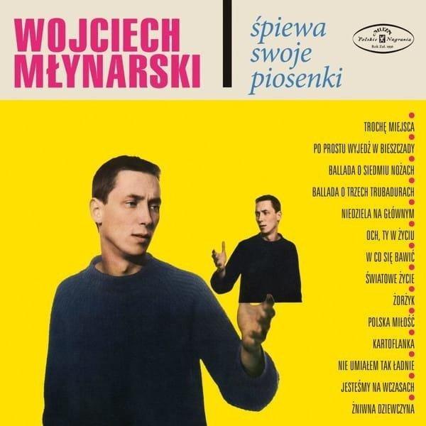 WOJCIECH MLYNARSKI Wojciech Mlynarski Spiewa Swoje Piosenki LP