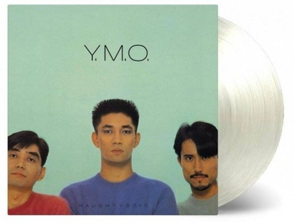 YELLOW MAGIC ORCHESTRA Naughty Boys & Instrumental 2LP