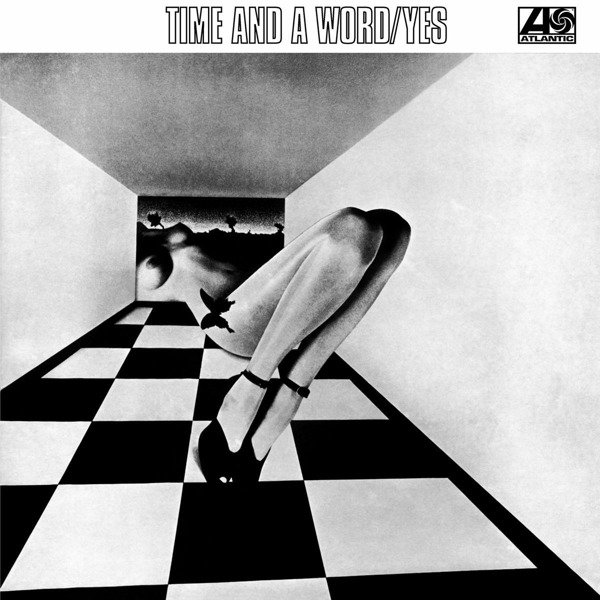 YES Time and a Word LP