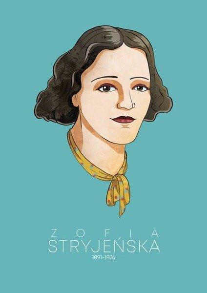 Zofia Stryjeńska PLAKAT