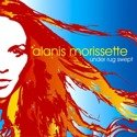 ALANIS MORISSETTE Under Rug Swept LP COLOURED